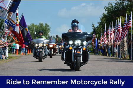 - RideToRememberMotorCycleRallyIcon - Highground Motorcycle Rallies