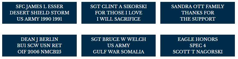- PersianGulfStone - Persian Gulf Honor Stones