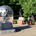 WWII Globe