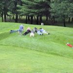 The Earthen Dove Effigy Mound