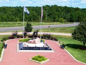 The National Native American Vietnam Veterans Memorial