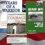 PTSD books given to those who would benefit from this information