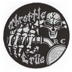 - ThrottleCrue - Memorial Day Motorcycle Honor Ride