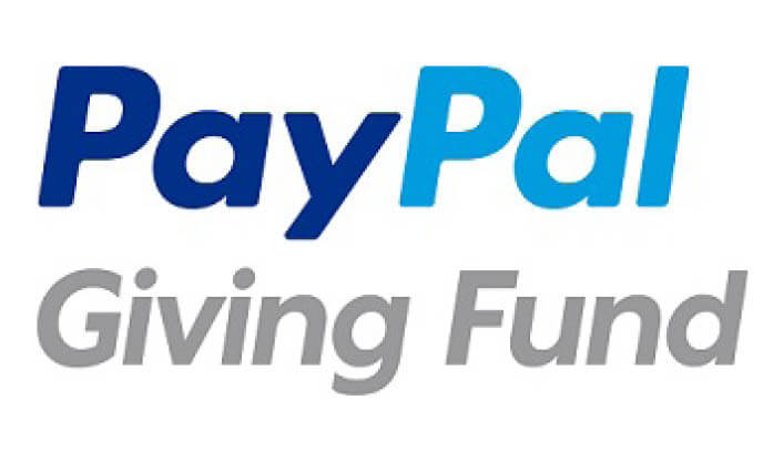 - PayPalGivingFund - Donate