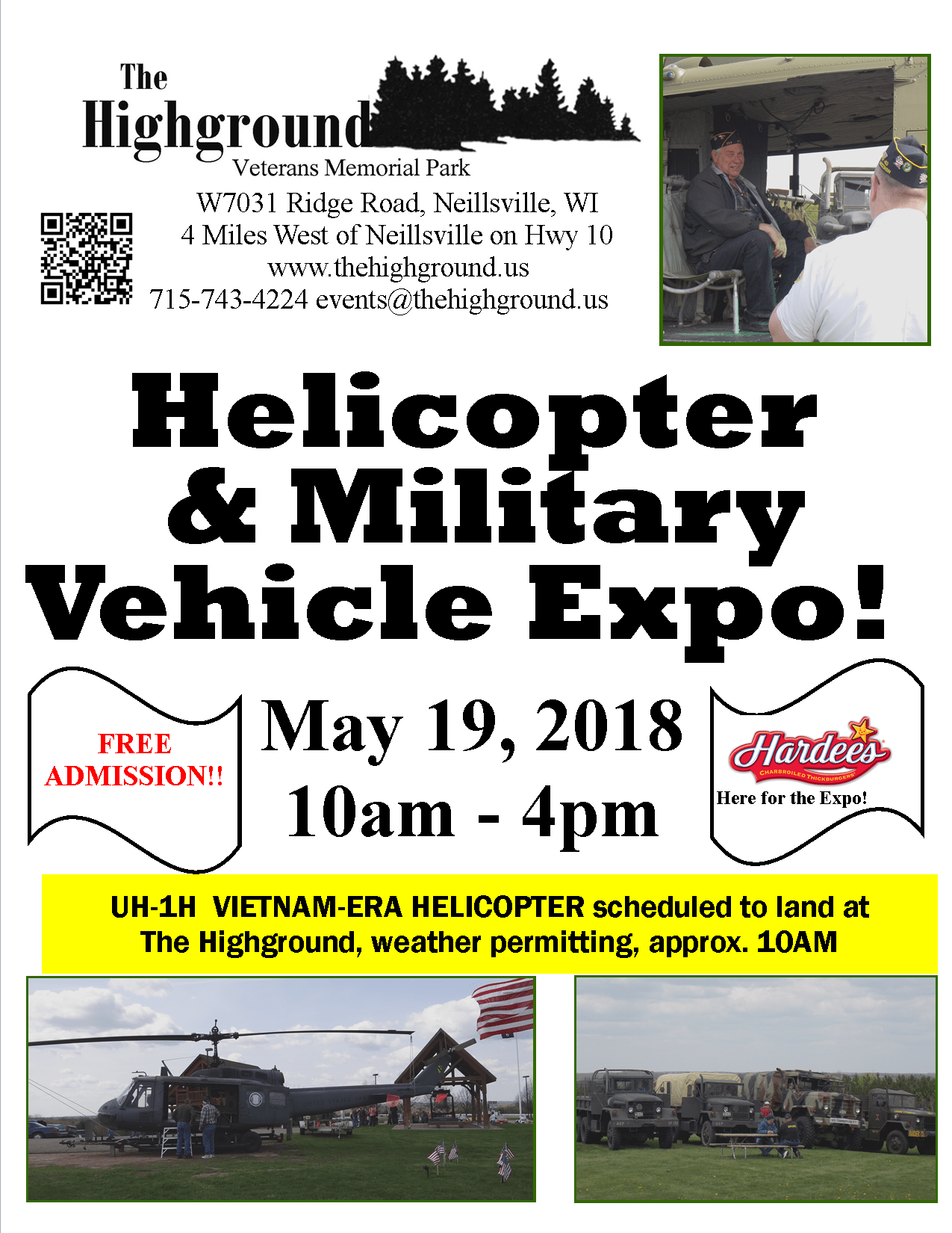 - HELI EXPO FLYER 2018 - Events