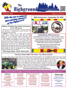 - February2018Newsletter 231x300 - Featured News