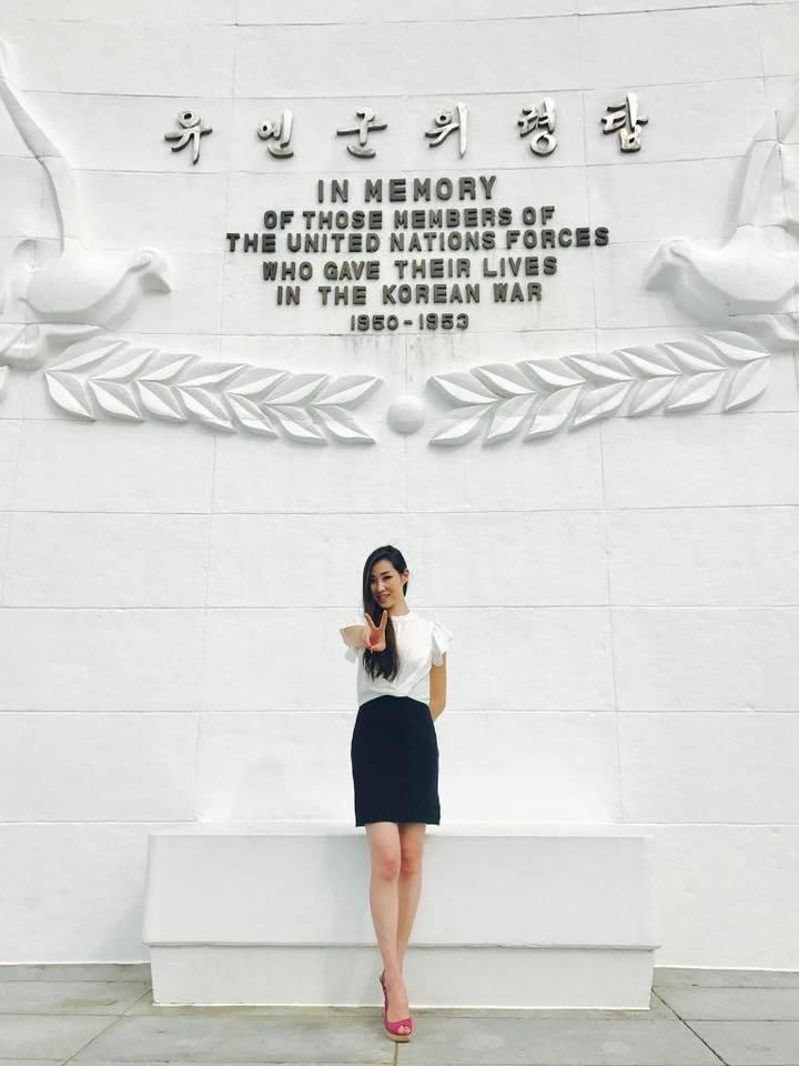 - Hannah Kim2 2 - Hannah Kim of Korean War Veterans Memorial Foundation to Visit The Highground