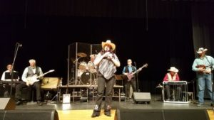 Concert by Maggie Mae & The Heartland Country Band with Special Guest, Leroy Peterson, Raises over $11,500!