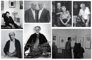 Personal Portraits and Stories Tell the Legacy of Holocaust Survivors Grand Opening June 7th at 4:00 pm
