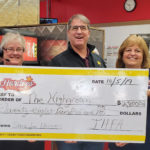 The Highground Receives Generous Donation From Hardee's