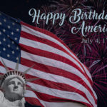 Happy 244th Birthday America!