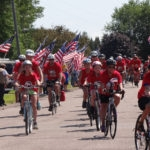 The Highground's 36th Annual Heroes Ride Bike Tour is Making Its Way Across the State