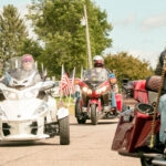 The 20th Annual Ride to Remember was a Hit