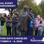 "The Highground Education Days will be a ""Virtual"" Event this Year!"