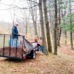 Raking, Trail Work and More Kept Volunteers Busy During Fall Cleanup Days