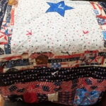 The Highground Shares List of Winners for their 2020 Patriotic Quilt Raffle
