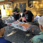 From Bald Eagles to BBQ, the Annual Male Veterans Weekend Retreat was an Exciting and Healing Event